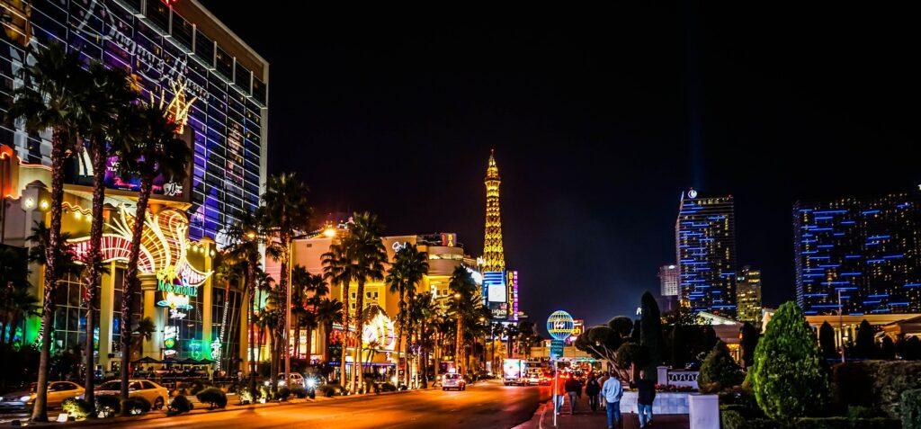 Viagem para las Vegas