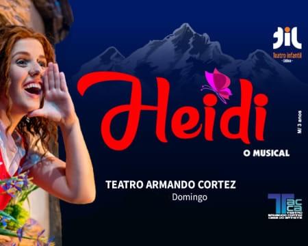 Teatro Armando Cortez Heidi