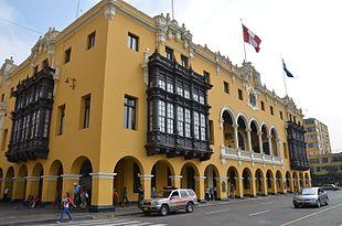 Ayuntamiento Metropolitano